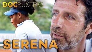 Coach Patrick On Working With Serena Williams | Serena