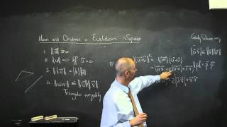 13C Norm and Distance in Euclidean n Space