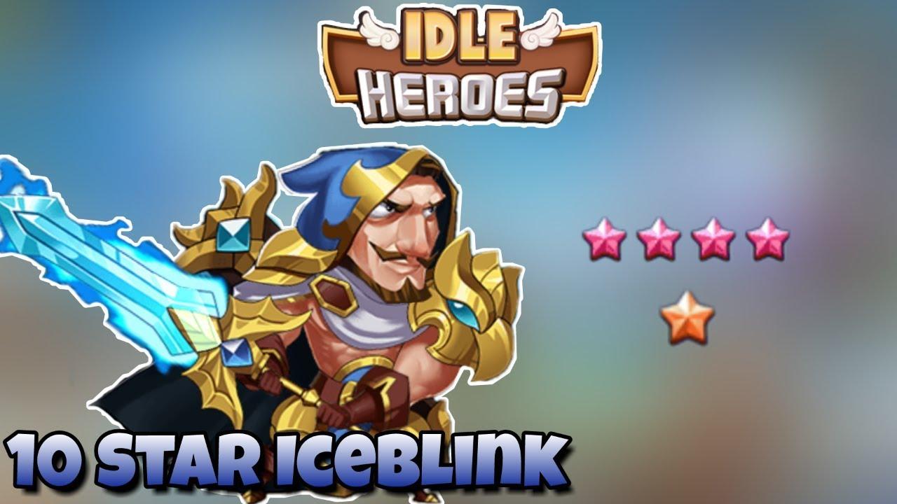 Idle Heroes - 10 Star Iceblink - I'm Trash at PvP