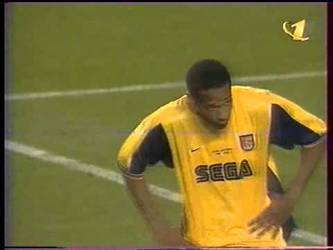 Galatasaray - Arsenal. UEFA Cup-1999/00. Final