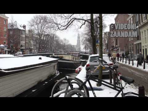 Nederland, What do you think of amsterdam in wintertime?
