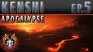Kenshi Apocalypse - EP5 - EXPLORING THE LAND OF ASH