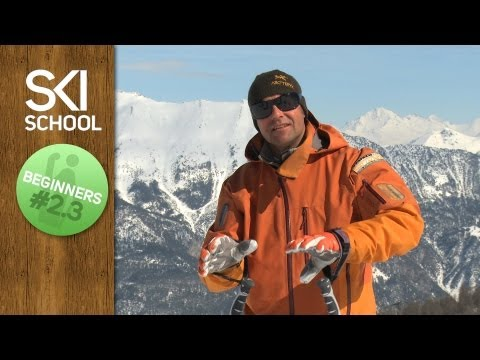 Beginner Ski Lesson #2.3 - Preparing to ski Parallel