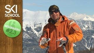 Beginner Ski Lesson #2.3 - Preparing to ski Parallel