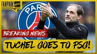 Tuchel To PSG | Fulham In The Final | Neville Joins ITV - FanPark News