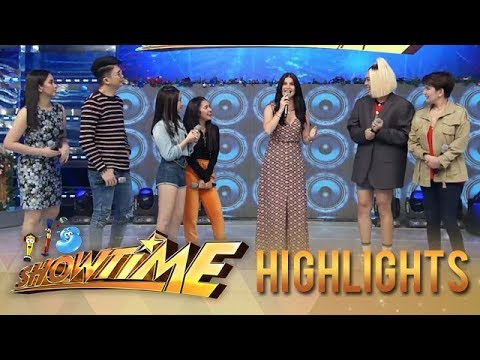 It's Showtime: Anne shares stories about their honeymoon in Africa