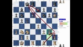 أفضل مباراة في تاريخ الشطرنج - كاسباروف ضد تابلوف