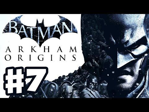 Batman Arkham Origins - Gameplay Walkthrough Part 7 - Anarky (PC, Xbox ...
