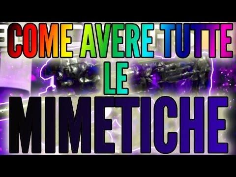 *GLITCH* COME SBLOCCARE TUTTE LE MIMETICHE!! (EPICO) - Call of Duty Black Ops 3