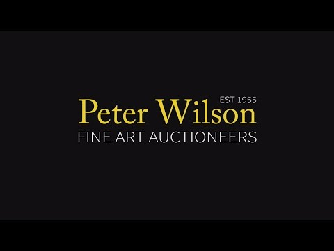 Peter Wilson Fine Art Auctioneers Video