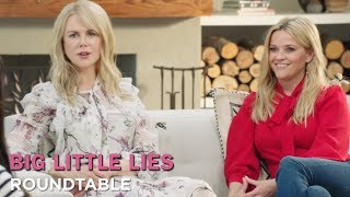 Big Little Roundtable (Part 3) | HBO