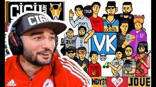 Russia Paver смотрит: VK Pixel Battle 2018