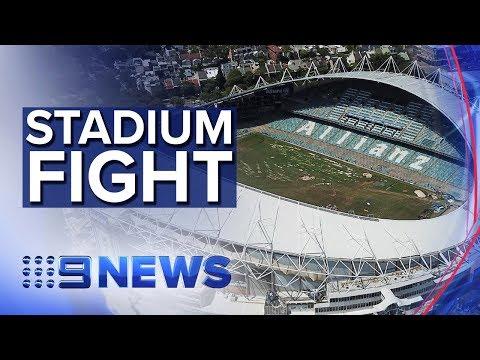 Fears SCG overloaded with Allianz Stadium demolition | Nine News Australia