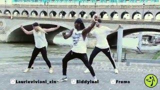 Girls Like (feat. Zara Larsson) Zumba® Choreography - Siddy with Laurie e Frems
