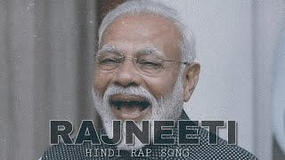Rajneeti ( Indian Politics Rap Song ) SHUBH | Rap song on Election 2019