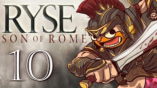 Ryse: Son of Rome [Part 10] - Tower Defense