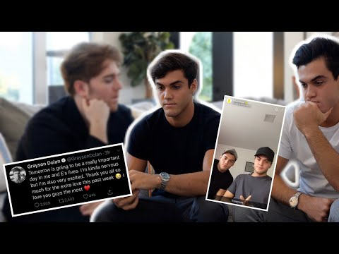 dolan twins TALK ABOUT james charles with shane dawson? thumbnail
