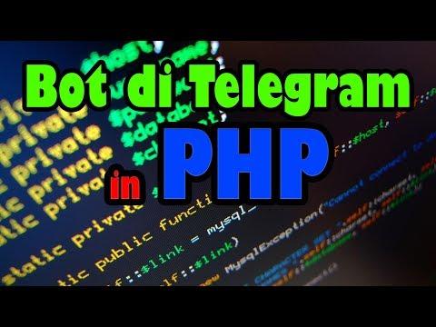 Programmare un Bot di Telegram in PHP 2.0 - #1 La gestione del codice
