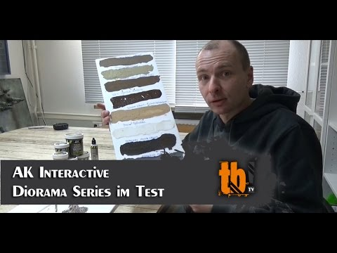 AK Interactive - Diorama Series im Test [TB-TV #82]
