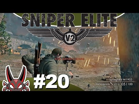 "E20 ""Quick Draw, McGraw"" | Sniper Elite V2"