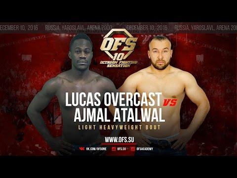 OFS-10 Lucas overcast vs Ajmal atalwal