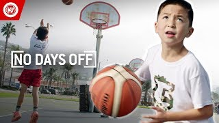 10-Year-Old Has INSANE Basketball Handles Video