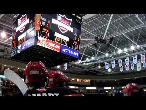 Canadian Sport School Hockey League (2015)