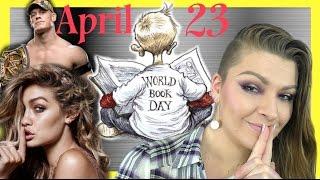 23 Апреля / April 23/ ХитрожопаяСуббота / SmartAssSaturday