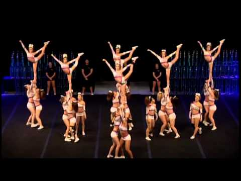 91- Flyers Cheerleading - Knockout R2