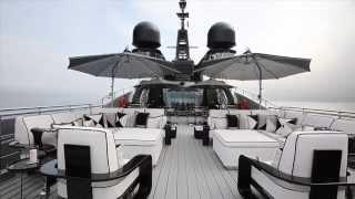 Monaco Yacht Show 2015 INFO - présentation du super yacht OKTO