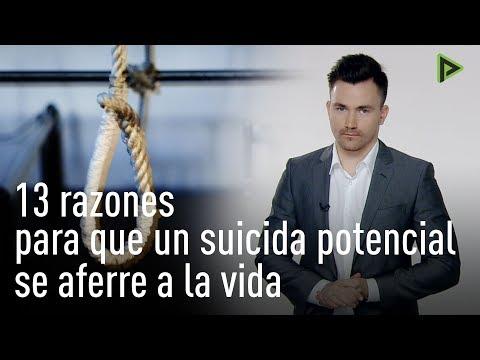 Trece consejos para prevenir un suicidio
