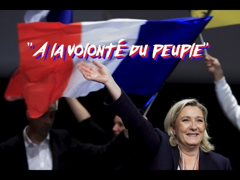 "DEPLORABLES UNITE - ""A la volonté du peuple"" - Le Pen France Edition"