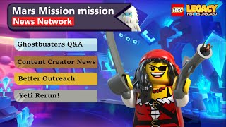 MMmNN - Ghostbusters Q&A Incoming; Content Creator Status (again); Better Communication; MMmNN Poll