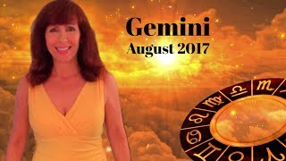 Gemini August Astrology & Eclipses POWER & MAGIC to Manifest Heart's Desire