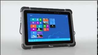 Winmate M101 Series Windows 8 Tablet