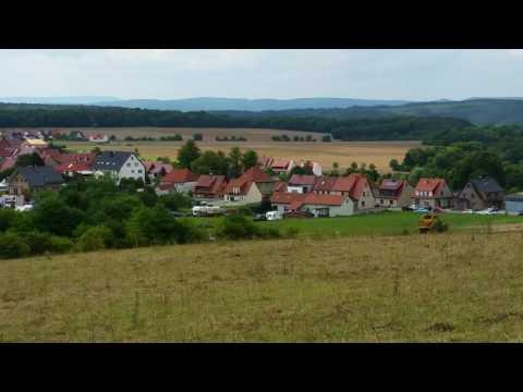 OST Oldtimer- und Schleppertreffen Effelder 2016 - Überblick