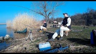 Любительский фидер. Рыбалка на Южном Буге весной. Первоапрельская шутка рыбы
