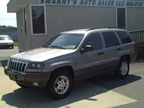 2002 Jeep Grand Cherokee Laredo 4X4  YouTube