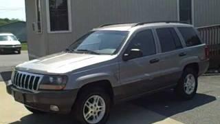 2002 Jeep Grand Cherokee Laredo 4X4