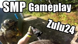 smp mp5a3 gameplay zulu24 airsoft 09 06 15