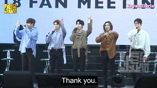 Download Video [ENG SUB] #INFINITE Taipei FM 2018 OT5 out of control MP3 3GP MP4
