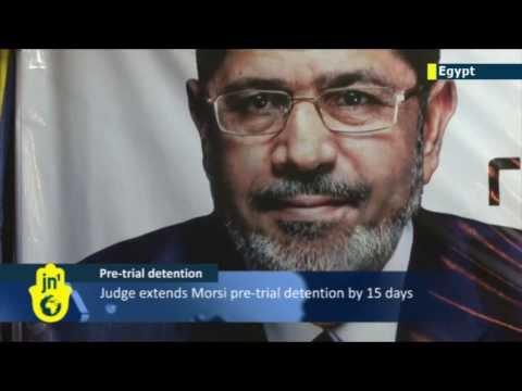 Morsi Pre-trial Detention Extended: Court lengthens former president's incarceration