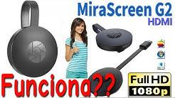 Mirascreen HDMI Full HD googlecast miracast Android, convierte TV en smart tv pantalla inalámbrica