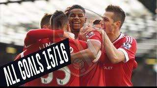 Manchester United All Goals & HIghlights 2015/2016 | ManUtd Goals