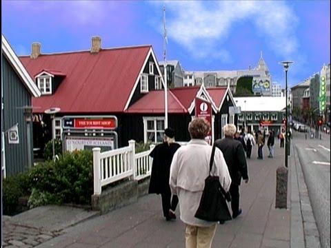Island - Reykjavik - Nördlichste Hauptstadt der Welt