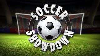 Soccer Showdown 2015 | Online Soccer Shootout for iOS and Android