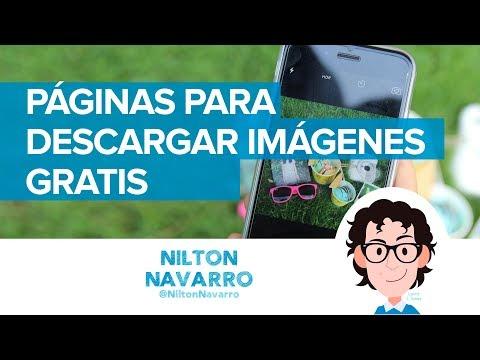 10 páginas para descargar imágenes gratis de alta calidad | Redes Sociales | Nilton Navarro