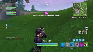 Fortnite Battle Royal nouvel objectif et saut exploit!!!