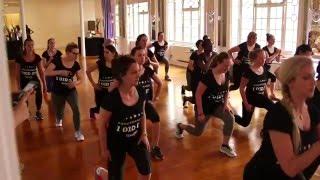 La vidéo de notre #BootCampTDN Be Fit Be Healthy