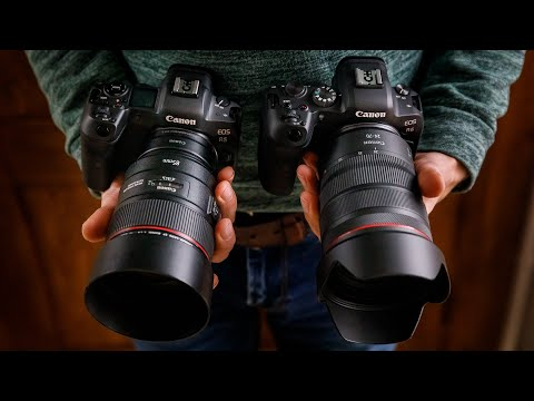 Canon R5 vs R6 Photography Review - What to buy?